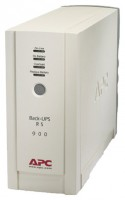 APC by Schneider Electric Back-UPS 900VA 120V