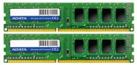 ADATA DDR4 2133 DIMM 8Gb (Kit 2x4Gb)
