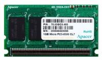 Apacer DDR3 1066 MicroDIMM 1Gb