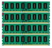 Kingmax DDR3 1600 DIMM 4Gb Kit (4*1Gb)