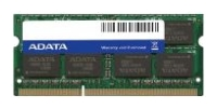 ADATA DDR3 1600 SO-DIMM 2Gb