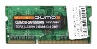 Qumo DDR3 1600 SO-DIMM 4Gb