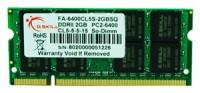 G.SKILL FA-6400CL5S-2GBSQ
