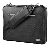 HP Black Slim Brief Case 14