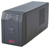 APC by Schneider Electric Smart-UPS SC 420VA 230V