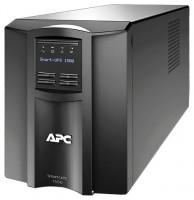 APC by Schneider Electric Smart-UPS 1500VA LCD 230V