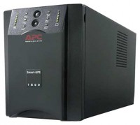APC by Schneider Electric Smart-UPS 1500VA USB & Serial 230V For China