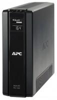 APC by Schneider Electric Power-Saving Back-UPS Pro 1500, 230V, Schuko