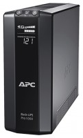 APC by Schneider Electric Power-Saving Back-UPS Pro 1000VA WITH LCD WITHOUT BATTERY, 230V, INDIA