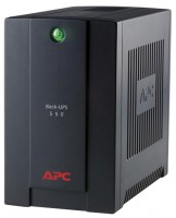 APC by Schneider Electric Back-UPS 550VA, AVR, 230V, China