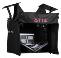 ATIZ BookDrive PRO с Canon EOS 60D kit 18-55