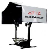 ATIZ BookDrive DIY model B + Canon EOS 60D