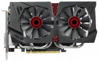 ASUS GeForce GTX 960 1126Mhz PCI-E 3.0 2048Mb 7010Mhz 128 bit DVI HDMI HDCP