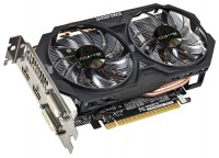 GIGABYTE GeForce GTX 750 Ti 1020Mhz PCI-E 3.0 2048Mb 5400Mhz 128 bit 2xDVI 2xHDMI HDCP WindForce rev