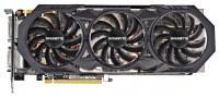 GIGABYTE GeForce GTX 970 1051Mhz PCI-E 3.0 4096Mb 7000Mhz 256 bit 2xDVI HDMI HDCP