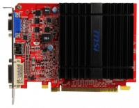 MSI Radeon R5 230 625Mhz PCI-E 2.1 1024Mb 1000Mhz 64 bit DVI HDMI HDCP