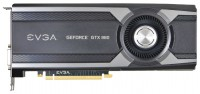 EVGA GeForce GTX 980 1241Mhz PCI-E 3.0 4096Mb 7010Mhz 256 bit DVI HDMI HDCP Superclocked