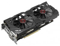 ASUS GeForce GTX 970 1051Mhz PCI-E 3.0 4096Mb 7010Mhz 256 bit 2xDVI HDMI HDCP