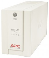 APC by Schneider Electric Back-UPS 1000VA, 220V, China