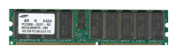 Samsung Low Profile DDR 400 Registered ECC DIMM 1Gb