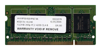 Hynix DDR2 533 SO-DIMM 512Mb