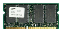 Samsung DDR2 400 SO-DIMM 256Mb