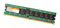 Hynix Low Profile DDR2 400 Registered ECC DIMM 1Gb