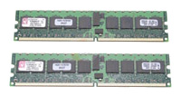 Kingston KVR800D2E6K2/2G
