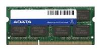 ADATA DDR3 1600 SO-DIMM 8Gb