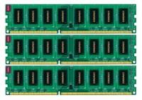 Kingmax DDR3 1600 DIMM 12Gb Kit (3*4Gb)
