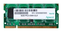 Apacer DDR2 667 ECC SO-DIMM 512Mb