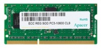 Apacer DDR3 1333 Registered ECC SO-DIMM 2Gb