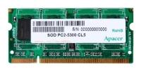 Apacer DDR2 667 ECC SO-DIMM 1Gb