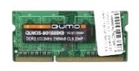 Qumo DDR3L 1600 SO-DIMM 8Gb