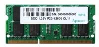 Apacer DDR3L 1600 SO-DIMM 4Gb