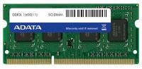 ADATA DDR3L 1600 SO-DIMM 2Gb