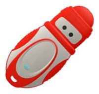 Super Talent USB 2.0 Flash Drive * RB_Holiday_SM1 2Gb