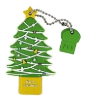 Super Talent USB 2.0 Flash Drive 8Gb RB_TREE