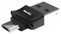 Merlin Dual USB Drive with OTG USB 2.0 8GB