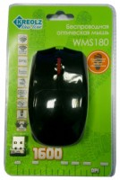 Kreolz WMS 180 Black USB