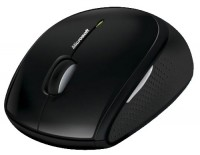 Microsoft Wireless Mouse 5000 MGC-00016 Black USB