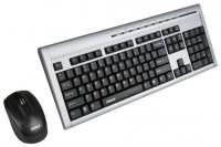 Aneex E-WKM1888 Silver USB