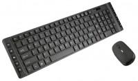 Aneex E-WKM1761 Black USB
