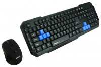 Aneex E-WKM1883 Black USB