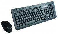 Aneex E-WKM1669 Black USB