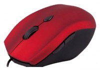 Aneex E-M0731 Red-Black USB