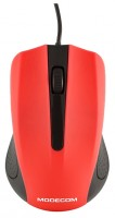 Modecom MC-M9 Black-Red USB