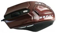 Aneex E-M0091 Brown USB