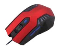 Aneex E-M0805 Red-Black USB