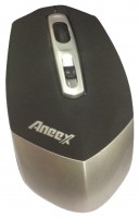 Aneex E-WM321 Black-Silver USB